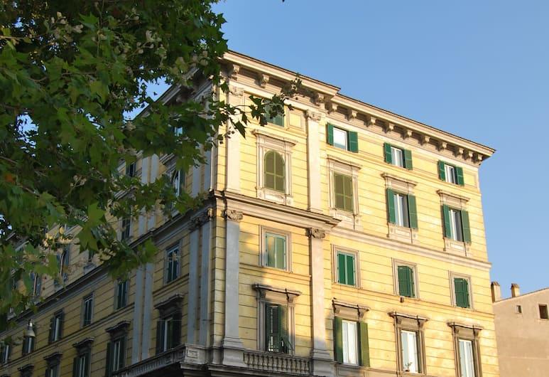 Core de Roma Suites, Roma, Facciata hotel
