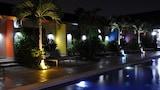 בחרו מלון חדר כושר זה בKerobokan