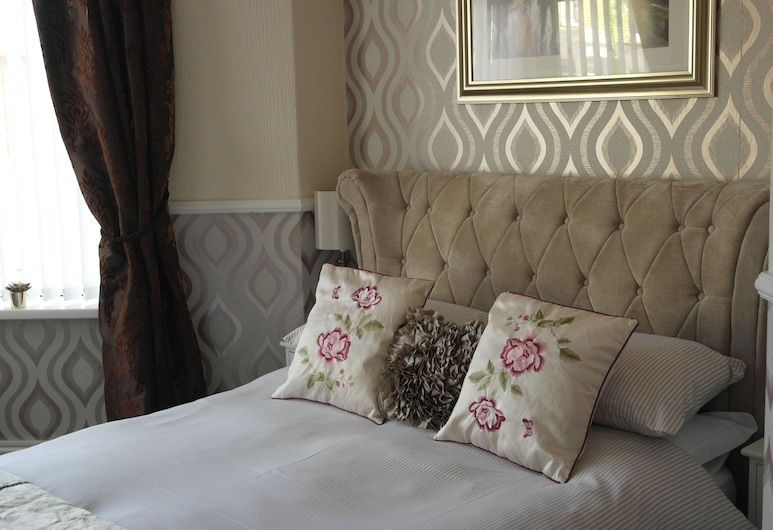 Delamere Hotel, Blackpool, Superior-Doppelzimmer, Zimmer