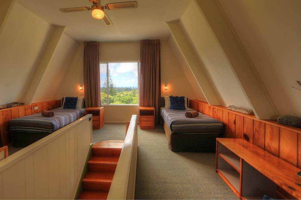 Chambre, 2 chambres (A Frame) - Coin séjour