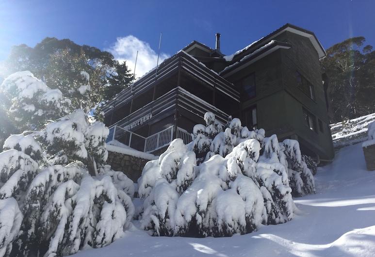 冬季豪斯酒店, 斯瑞德伯, 花園