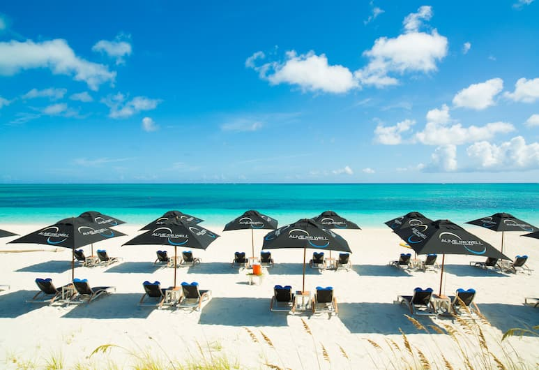 Kokomo Botanical Resort ALL INCLUSIVE with Butler service, Providenciales-sziget