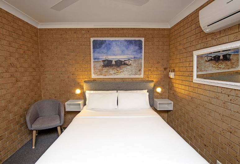 Coast Inn Motel, Ballina, Standard Room, 1 Katil Ratu (Queen), Bilik Tamu