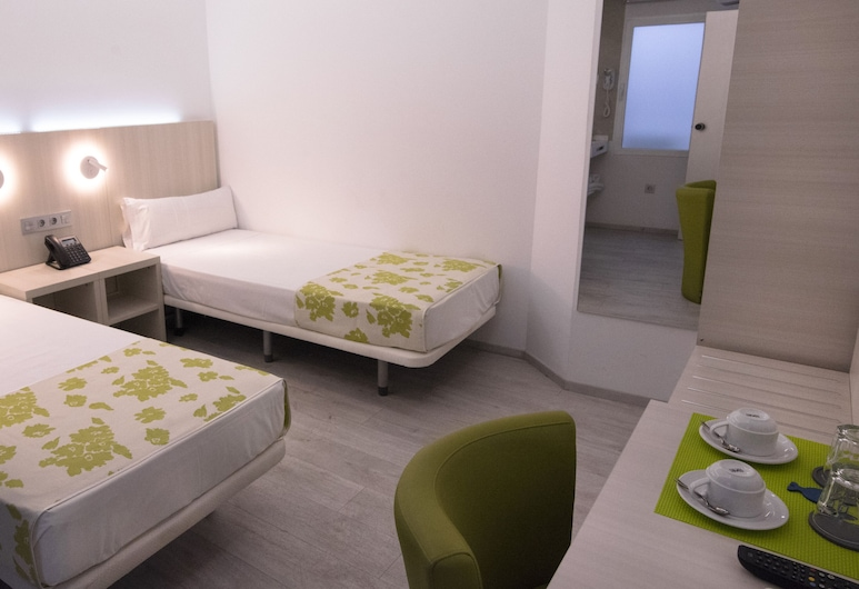 ホテル ランブラ アリカンテ, Alicante, Twin or double Room, 部屋
