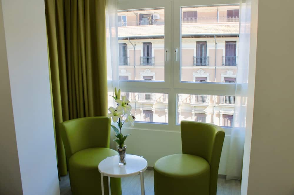 Premium Double or Twin Room - Street View