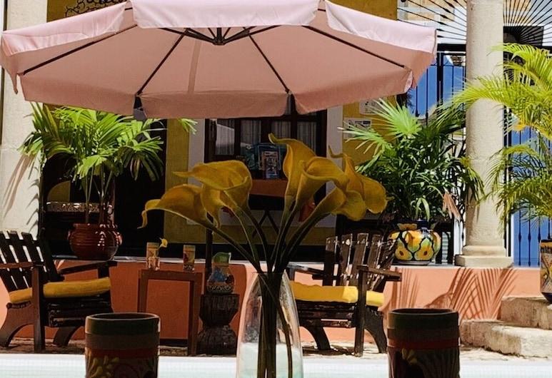 Hotel Casa De Las Flores, Playa del Carmen, Taman