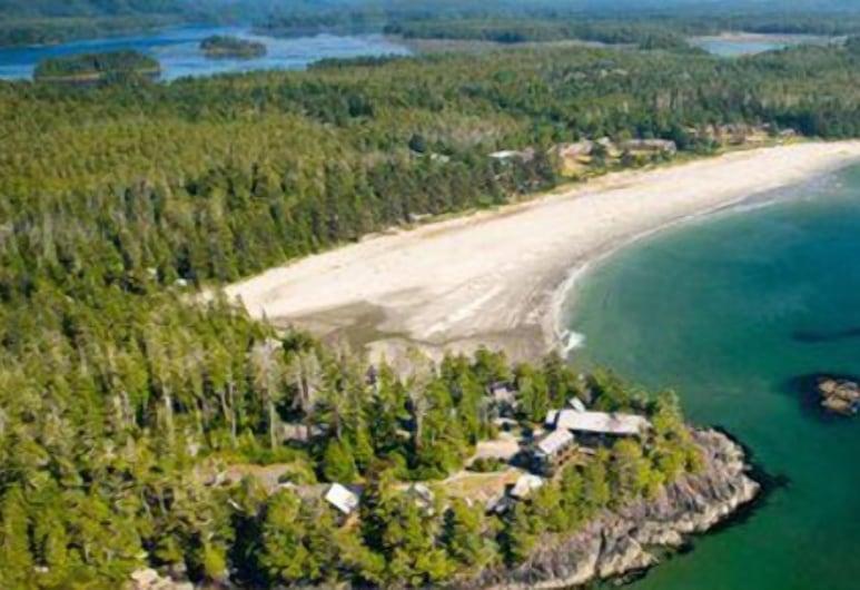 Mackenzie Beach Resort, Tofino, Vista aérea