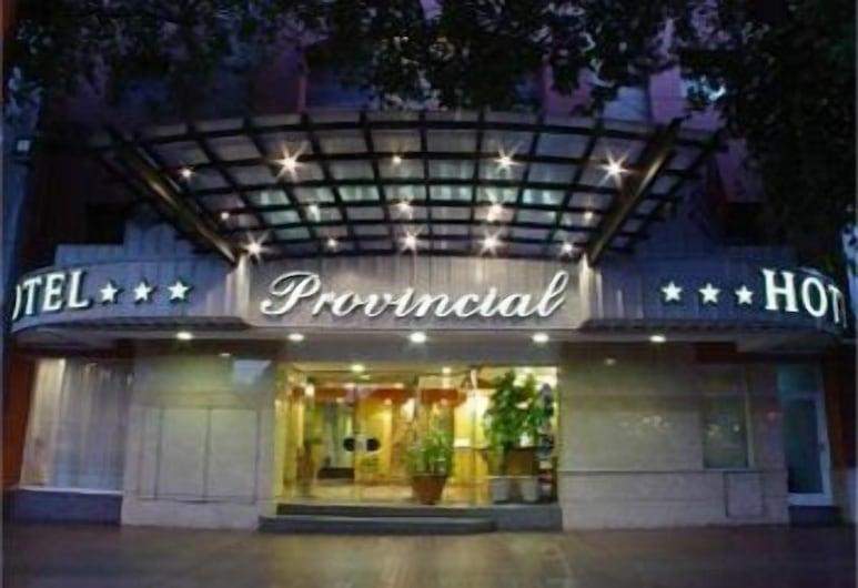 Hotel Provincial, Mendoza, Hadapan Hotel - Petang/Malam