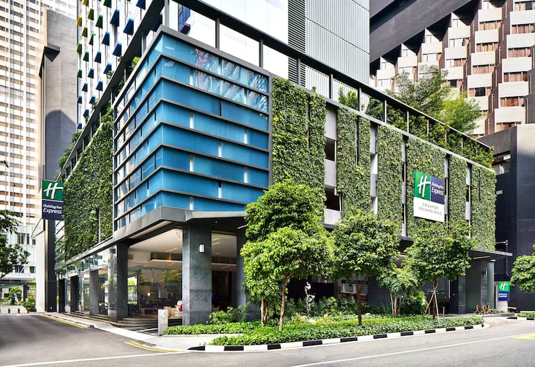 Holiday Inn Express Singapore Orchard Road, Singapore, Exterior