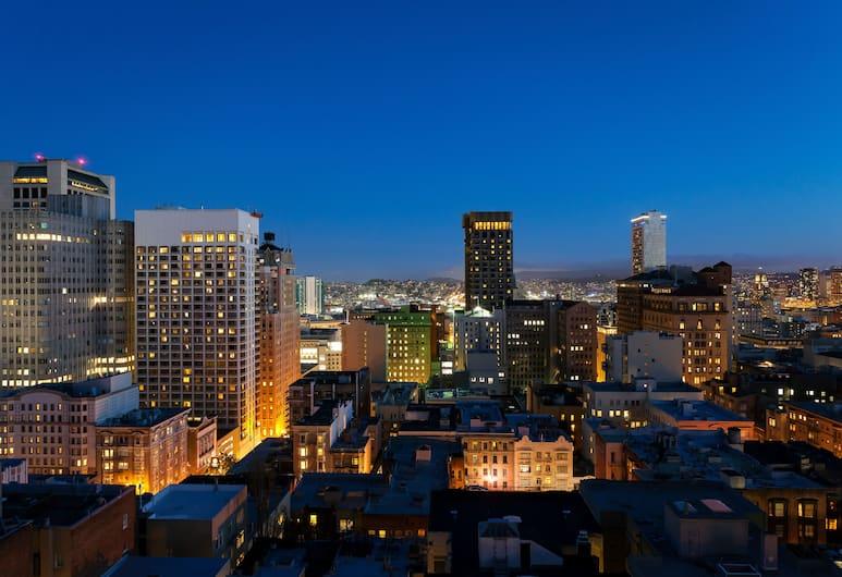 Stanford Court San Francisco, סן פרנסיסקו, סטודיו, 2 מיטות זוגיות, נוף לעיר