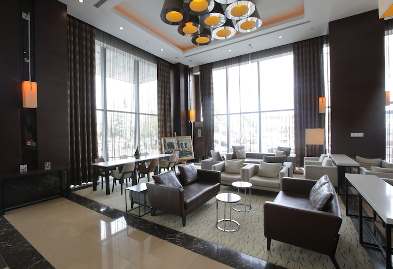 Anemon Samsun Hotel, Самсун, Вестибюль