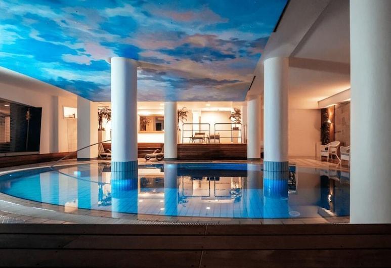 Boutique Hotel Portorose, Piran, Krytý bazén
