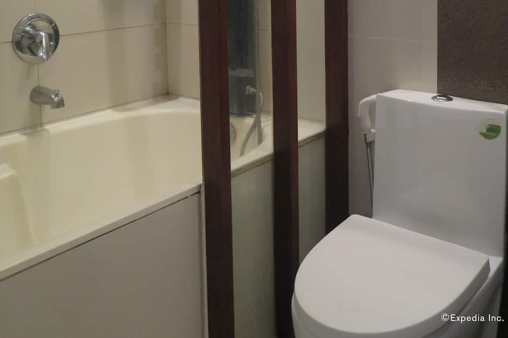 Sviitti (Studio) - Kylpyhuone