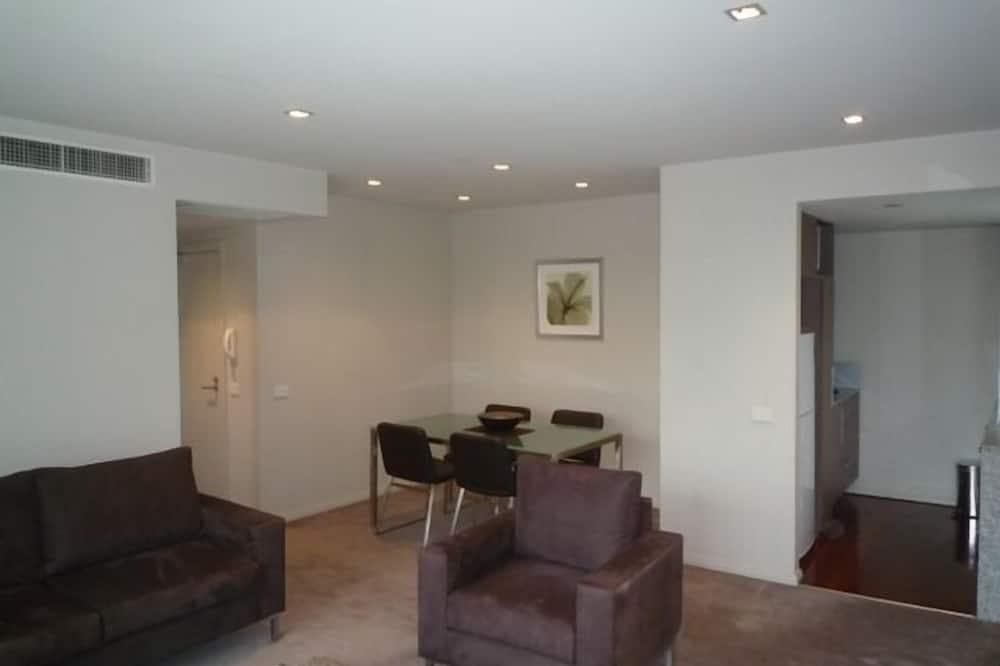 Executive-lejlighed - 1 soveværelse - Stue