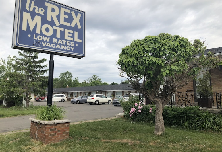 The Rex Motel, Niagara Falls