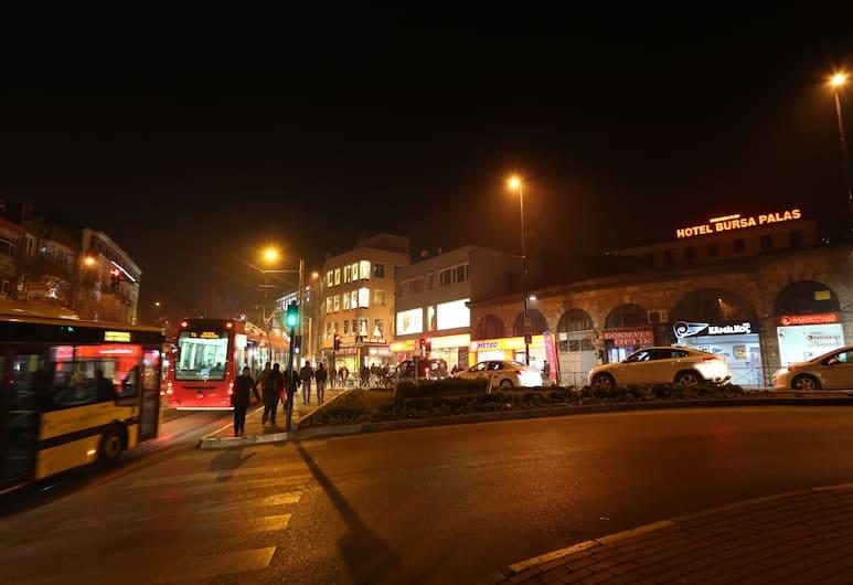 Bursa Palas, Bursa, Otelden görünüm