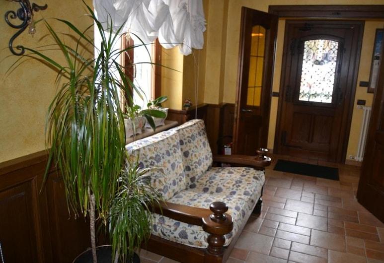 La Piazzetta Rooms & Breakfast, Roccaraso, Hall