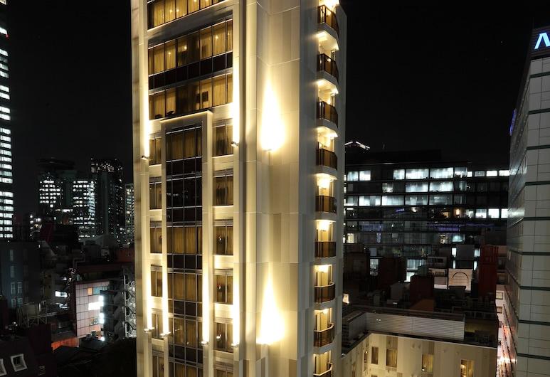 センチュリオン ホテル グランド 赤坂, 港区, ホテルのフロント - 夕方 / 夜間