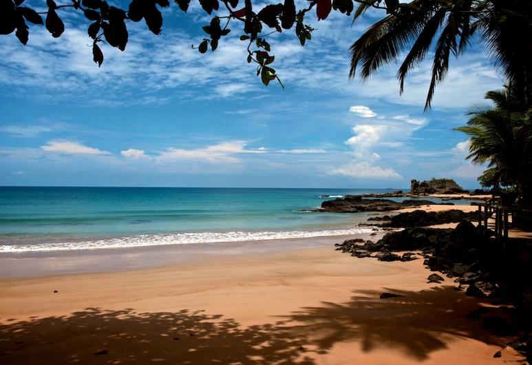 Bom Bom Principe Island, Νησί Πρίνσιπε, Παραλία