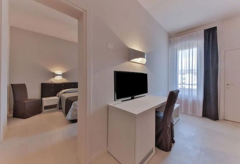 Delta Hotel, Montevarchi, Comfort-Suite, Zimmer