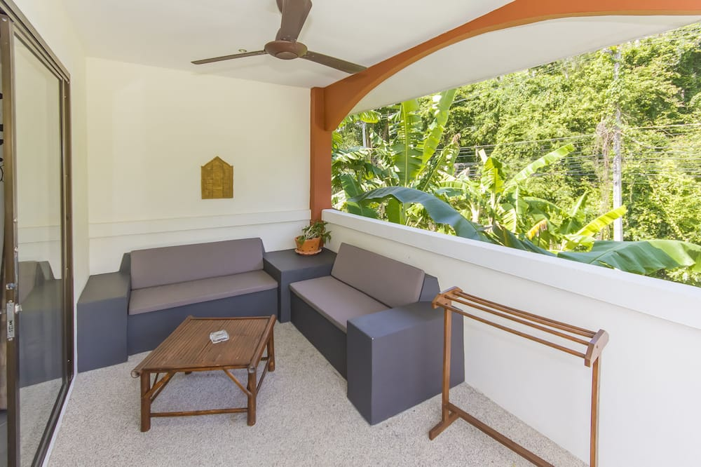 Suite (Prestige) - Balkon