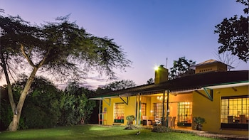 Bild vom Jacana Gardens Guest Lodge in Harare