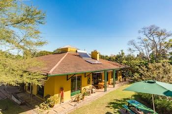 Mynd af Jacana Gardens Guest Lodge í Harare