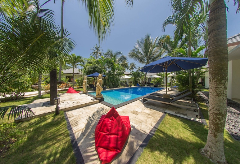 Dream Estate, Senggigi, Vila (Lombok Wine), Bazén