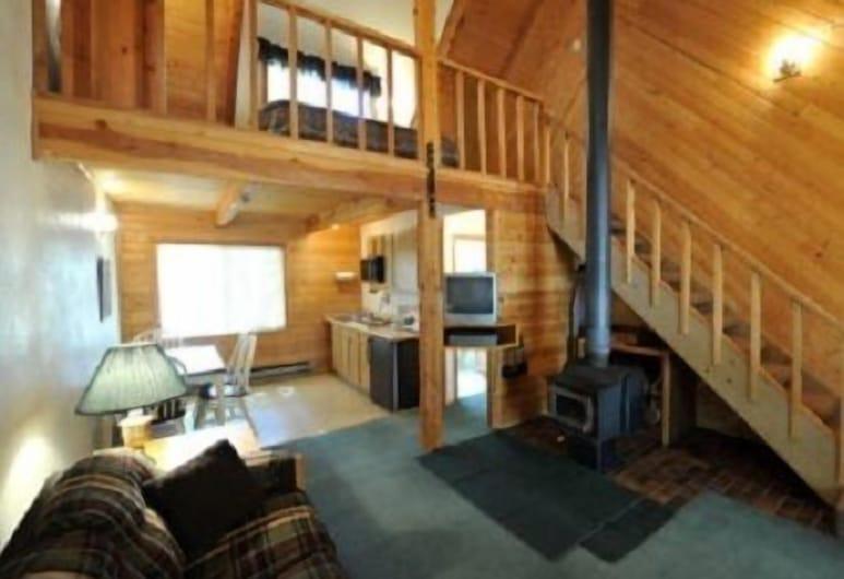 Pinewoods Resort, Desa Duck Creek, Inn Suite 12, Area Keluarga