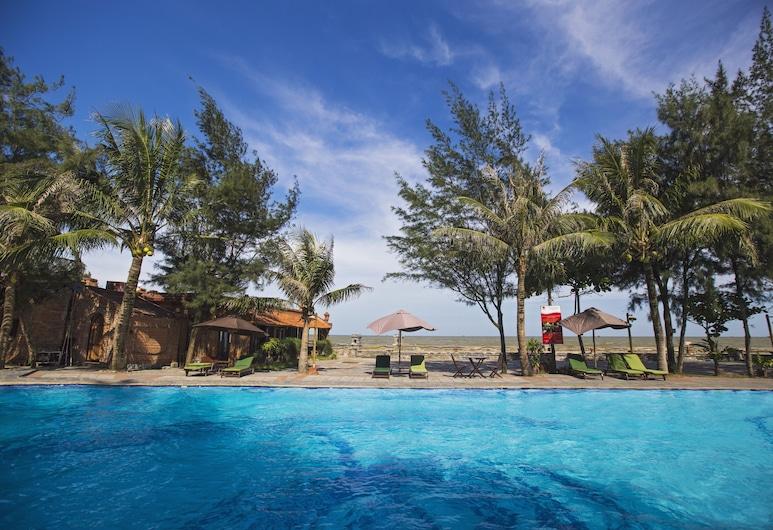 Van Chai Resort, Sam Son, Piscina Exterior