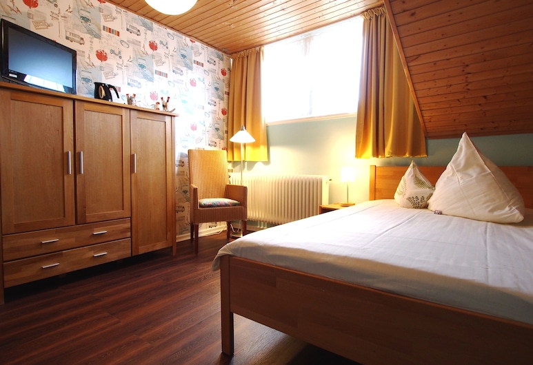 ガストハウス ホテル ブレーメン, ブレーメン, ダブルルーム (1 名様利用), 部屋