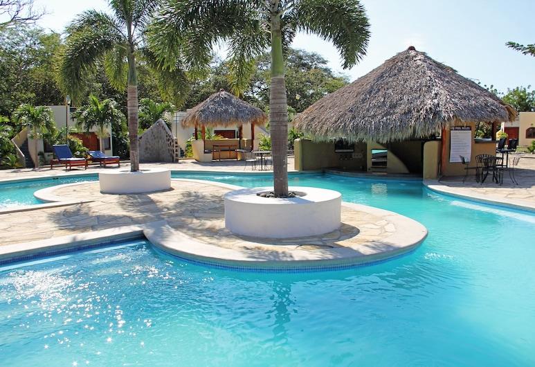 Surf Ranch Hotel & Resort , San Juan del Sur, Piscina Exterior