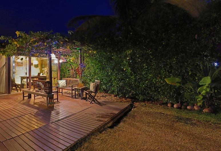 Pousada Ilha do Frade , Fernando de Noronha, Hadapan Hotel - Petang/Malam