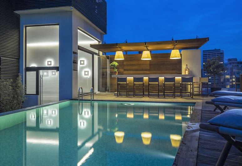 歐曼努酒店, 貝魯特, 泳池