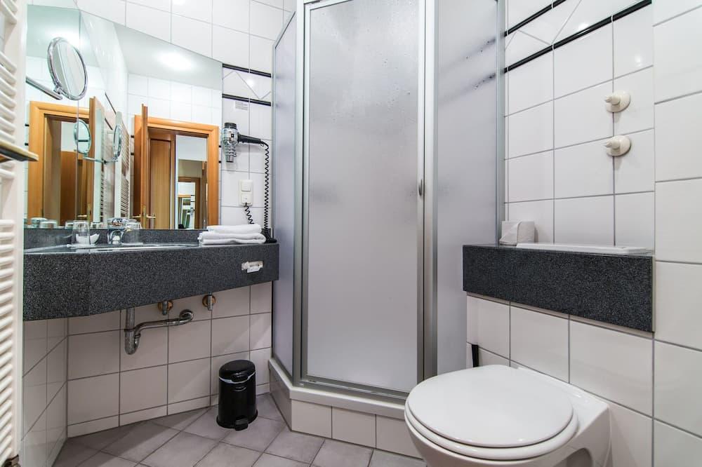 商務雙人房 - 浴室