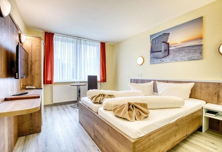 Hotel Kiebitz an der Ostsee, Börgerende-Rethwisch, Habitación