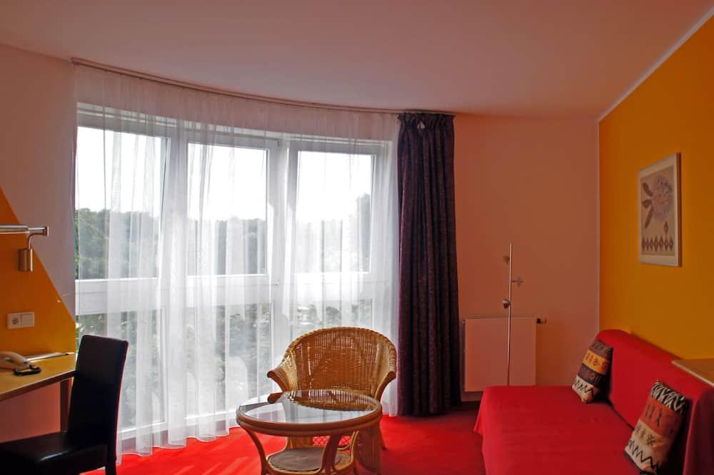 סוויטת סטודיו - אזור מגורים