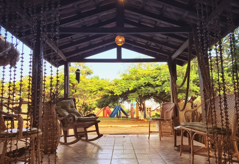 Pousada Lunmar, Fernando de Noronha, Pintu Masuk Hotel