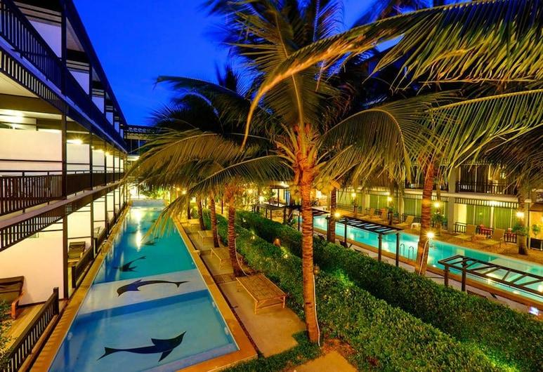 Aranta Airport Hotel, Bangkok, Kolam Terbuka