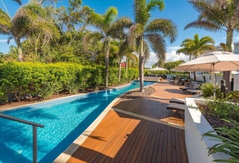 Manta Bargara Resort, Bargara, Apartman, 2 spavaće sobe, Pogled iz sobe