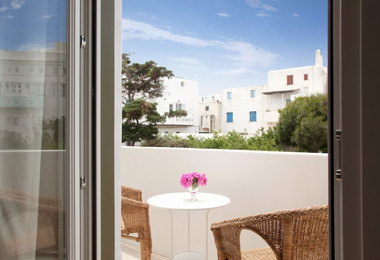 Kouneni Apartments, Mykonos, Superior Apartment, 1 Bedroom, Balkoni