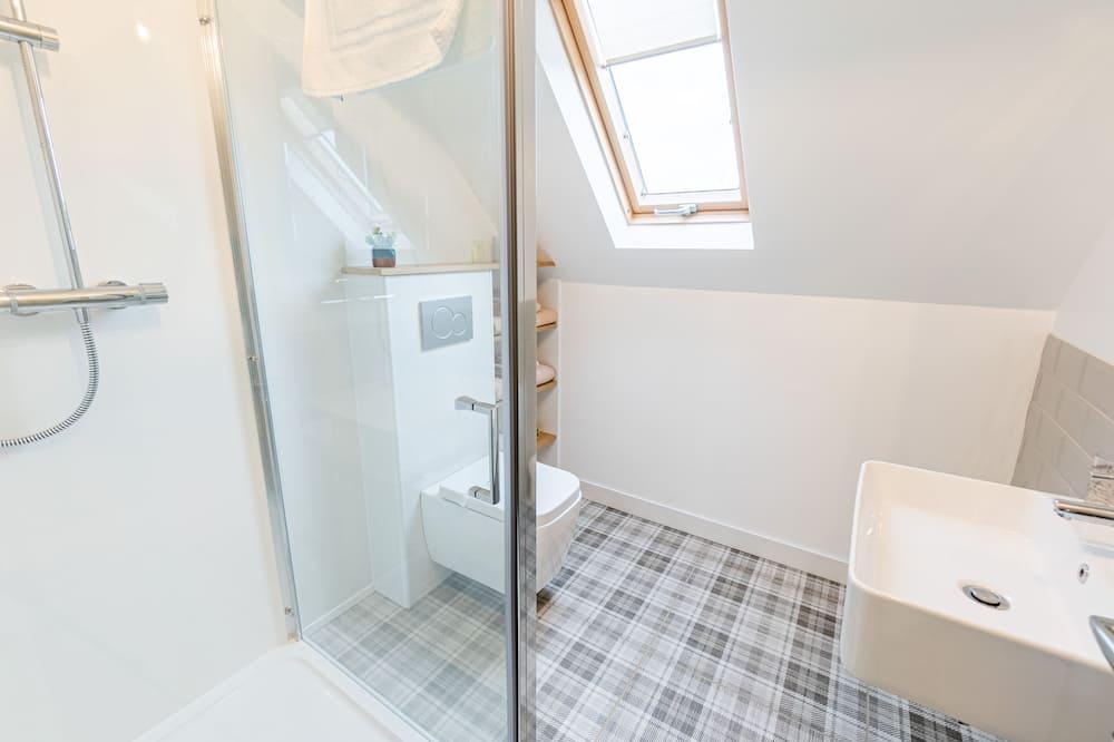 ห้องเอ็กซ์คลูซีฟดับเบิล, ห้องน้ำในตัว (Themed king) - ห้องน้ำ
