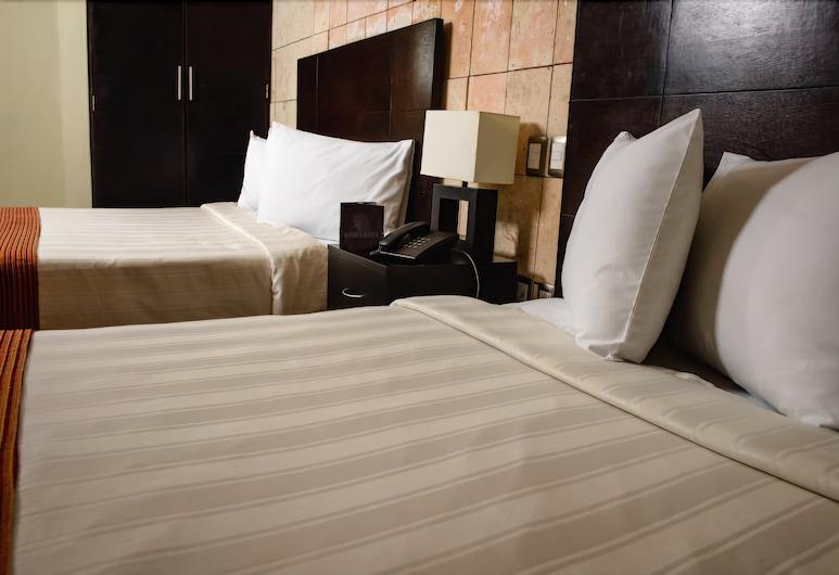 H177 酒店, 坎佩切, 客房