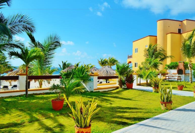 Hotel Arrecifes Suites, Puerto Morelos, พื้นที่บาร์บีคิว/ปิกนิก