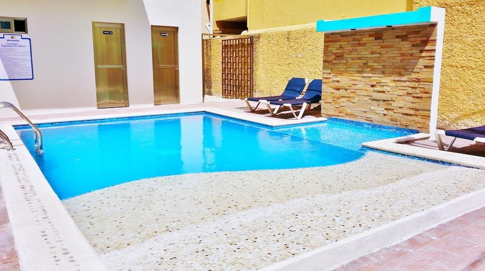 Hotel Arrecifes Suites, Puerto Morelos
