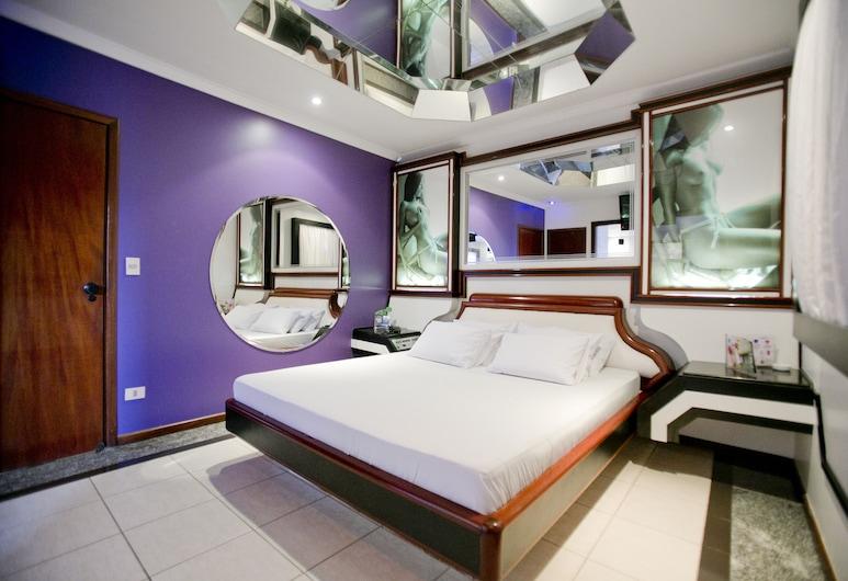 Rivieras Motel - Adults Only, Santos, Suite St. Tropez (Hidro), Kamer