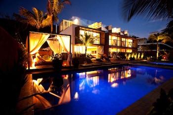 Foto van Hotel Spa Nau Royal in São Sebastião