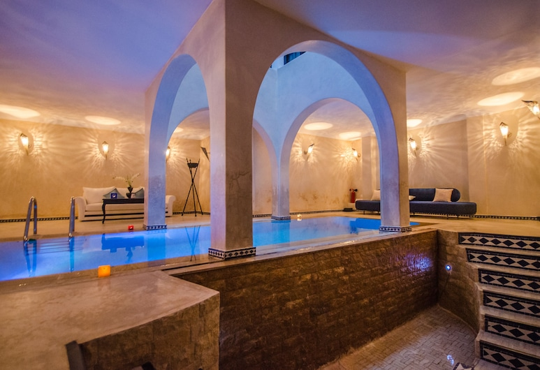 Lina Ryad & Spa, Chefchaouen, Basen kryty