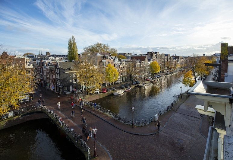 Amsterdam Wiechmann Hotel, Amsterdam, City view from property