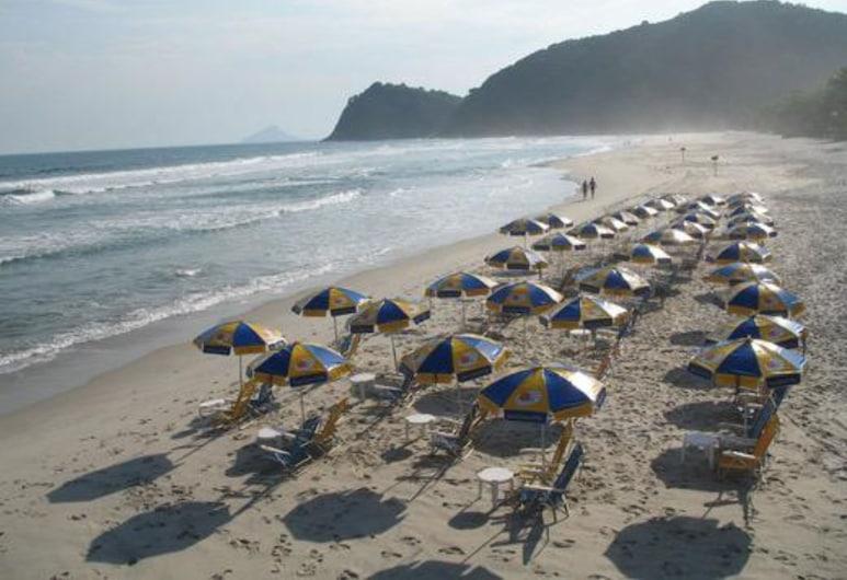 Hotel Camburi Praia, Sao Sebastiao, Beach